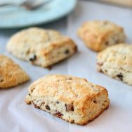Fig and Bacon Scones