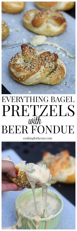 Bagel Pretzels