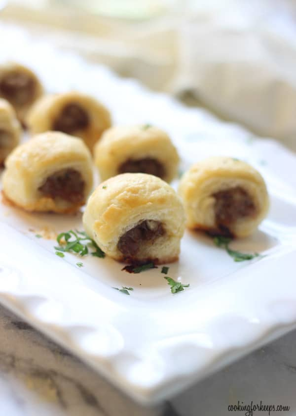 Puff Pastry Sausage Rolls 10