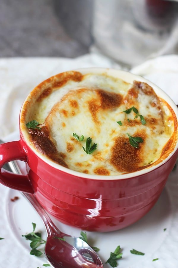 Slow-Cooker French Onion Soup 3