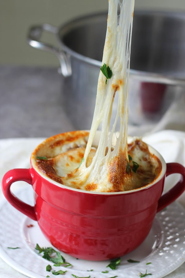 Slow-Cooker French Onion Soup 4