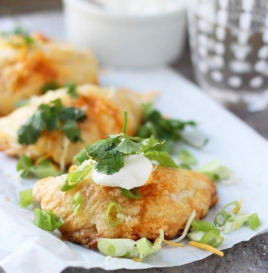 Chicken Enchilada EmpanadasPS2
