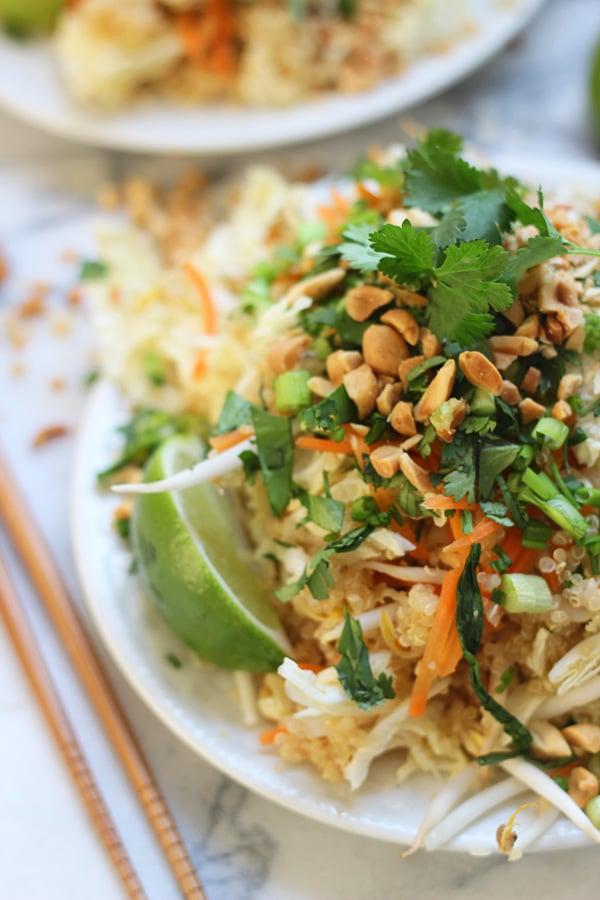 Quinoa Pad Thai 5