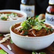 Blogger Friday: Authentic Chicken Tortilla Soup