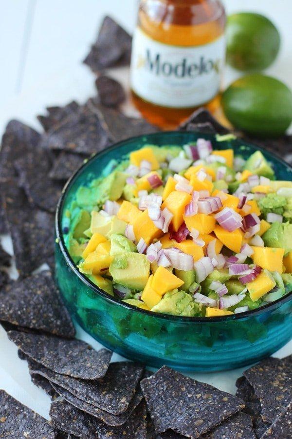 Mango Guacamole 3