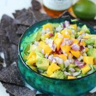 Mango Guacamole + $1,000 Amazon Giveaway!