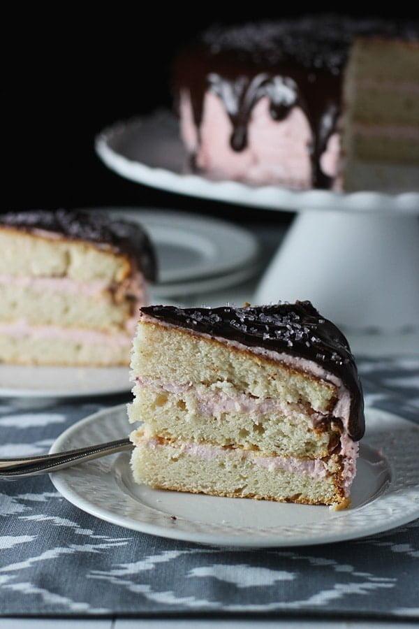 Vanilla Glaze For Cake
