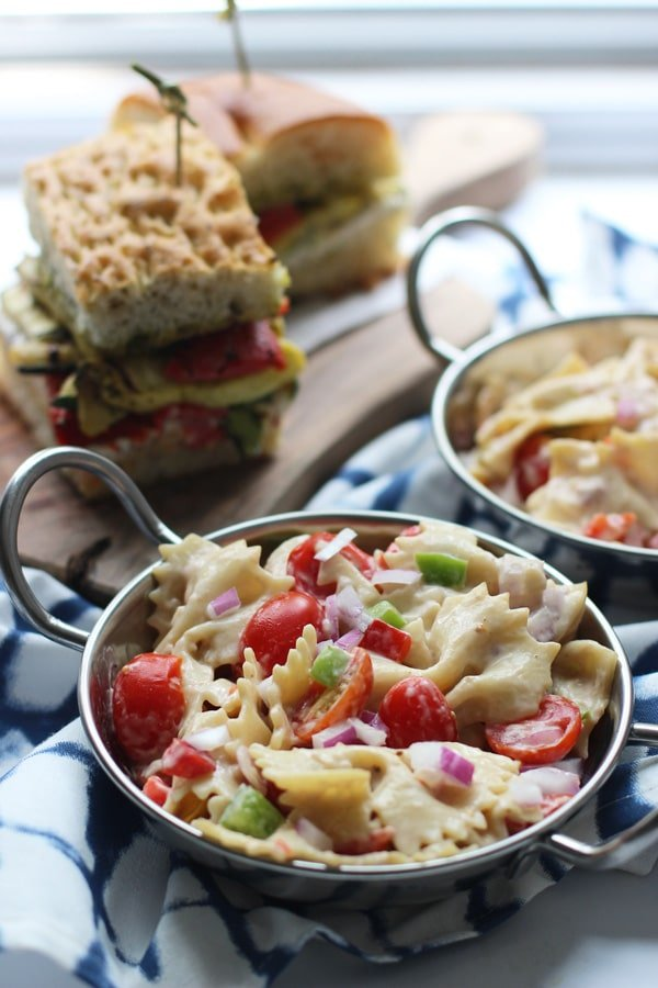 Perfect Pasta Salad (No really!!)