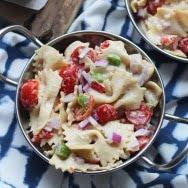 Perfect Pasta Salad (No Really!!)