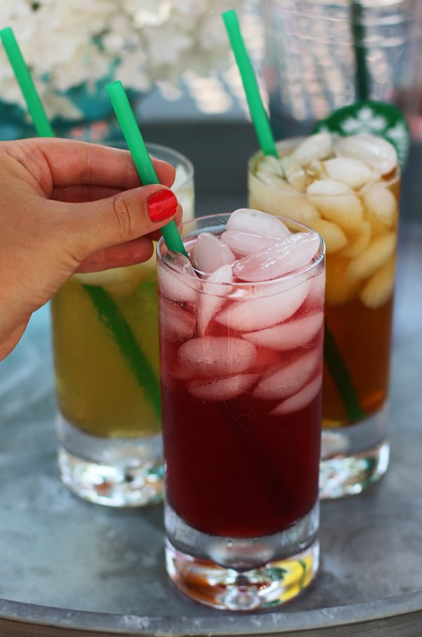 Starbucks Iced Tea 2