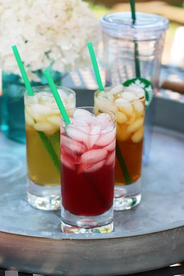 Starbucks Iced Tea 4
