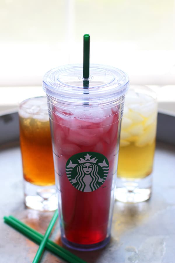 Starbucks Iced Tea 6