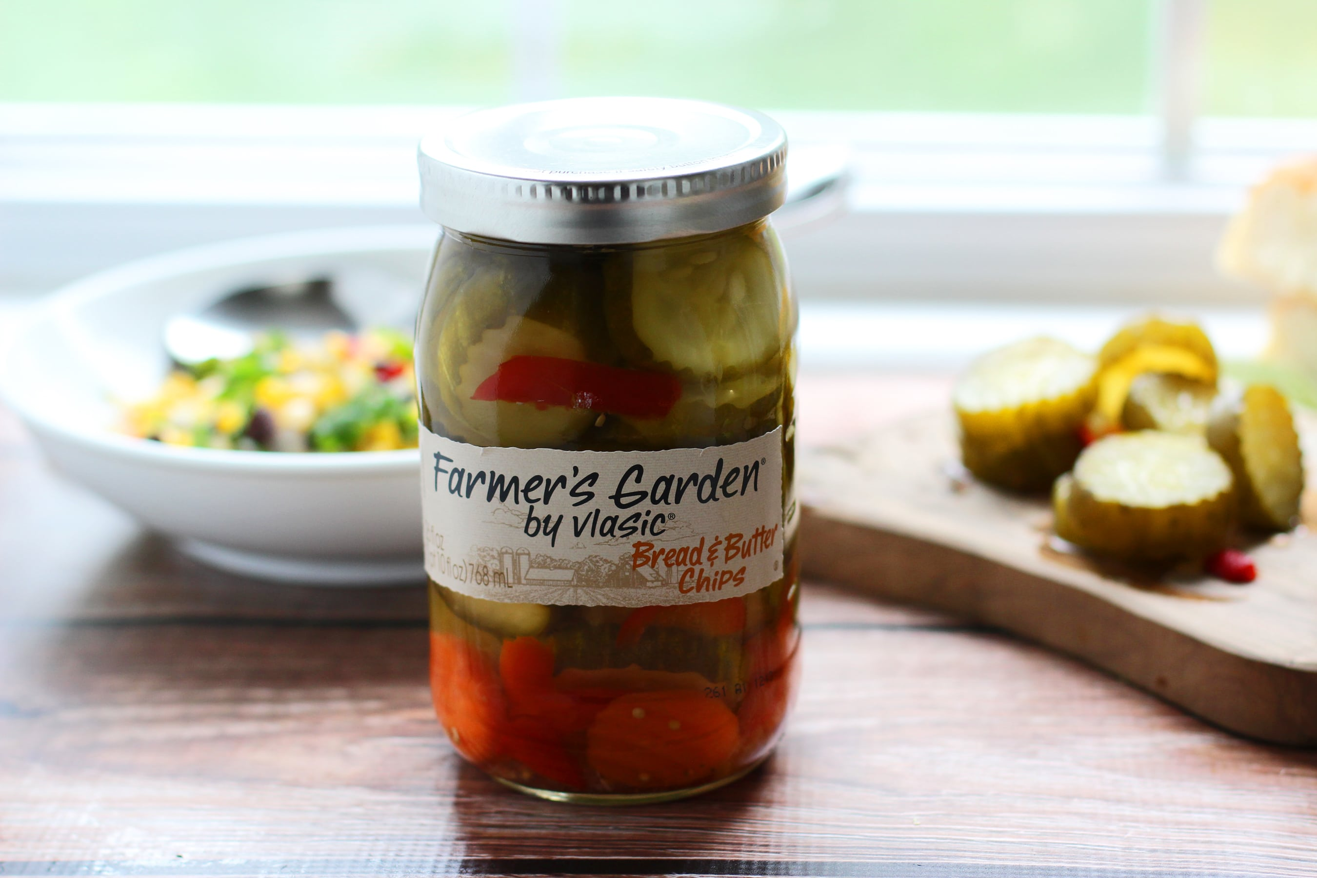 Summer dog relish farmer s garden by vlasic cooking for keeps for Vlasic farmer s garden pickles