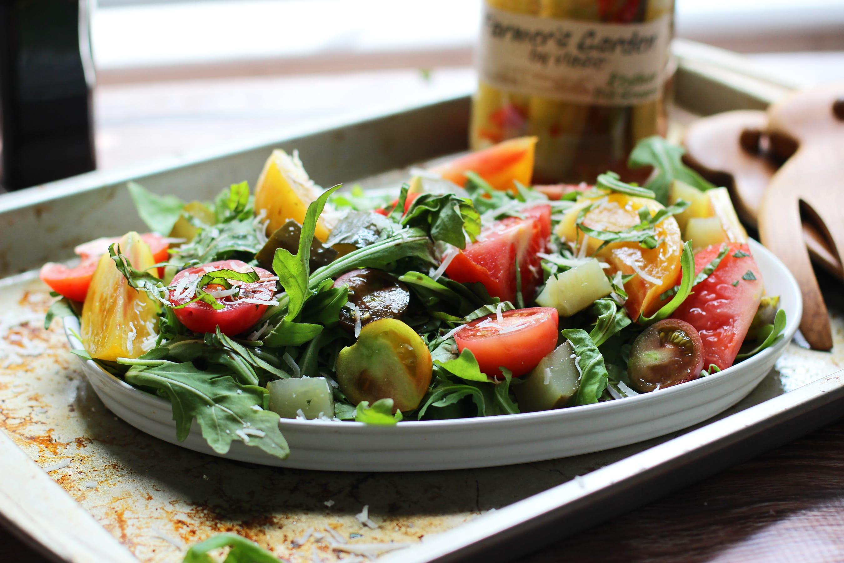Vlasic Heirloom Tomato Salad  4