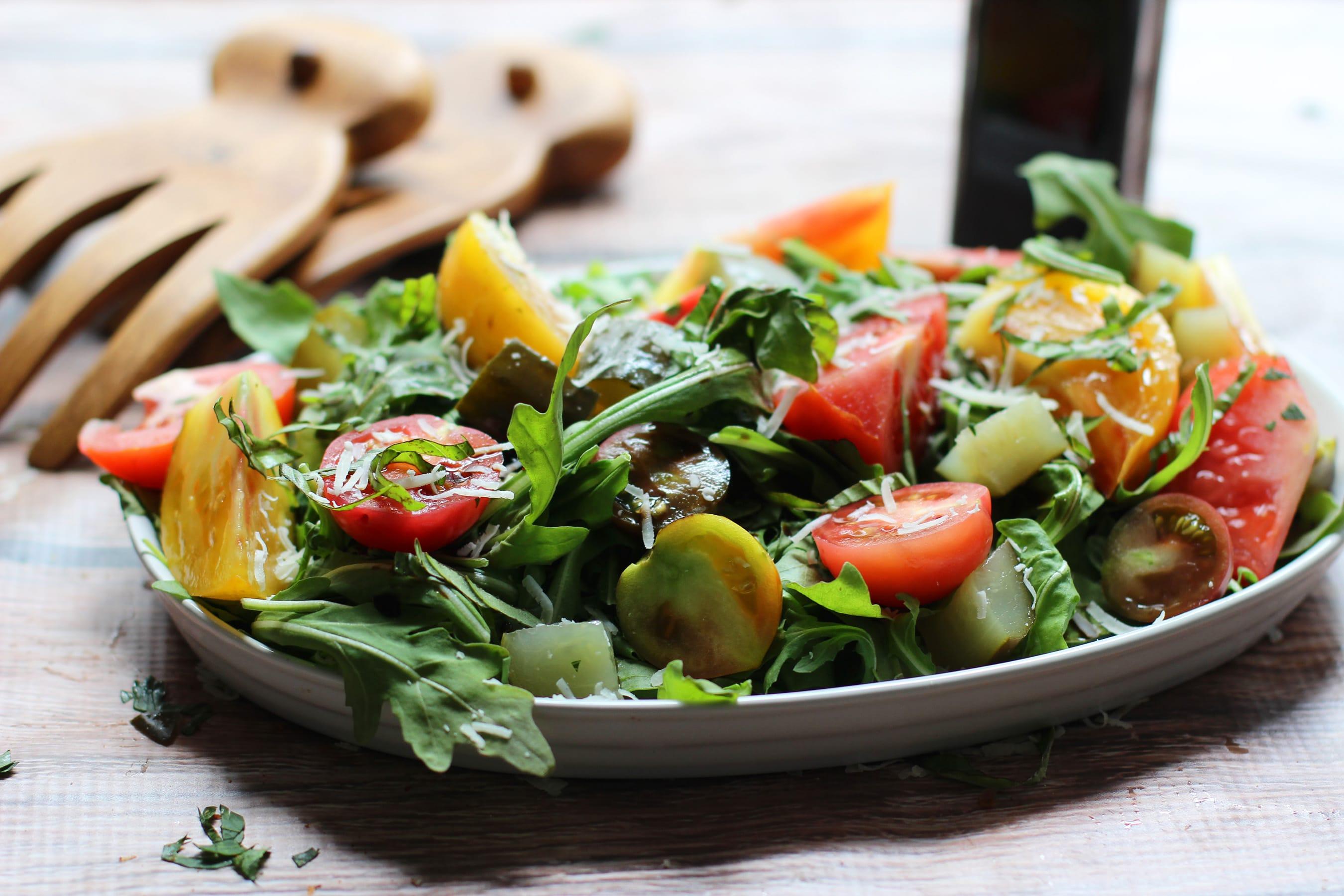 Vlasic Heirloom Tomato Salad  5