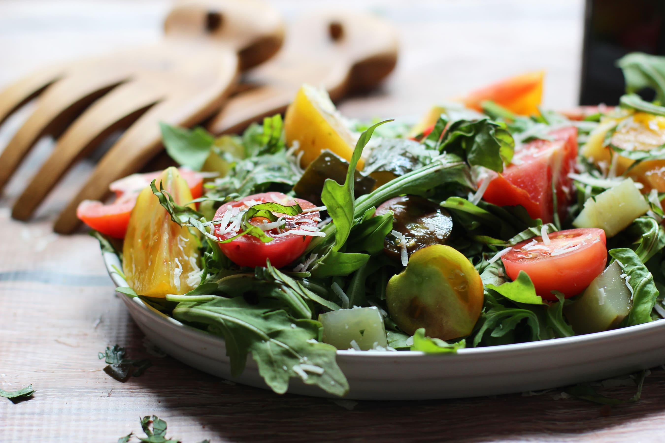 Vlasic Heirloom Tomato Salad 7