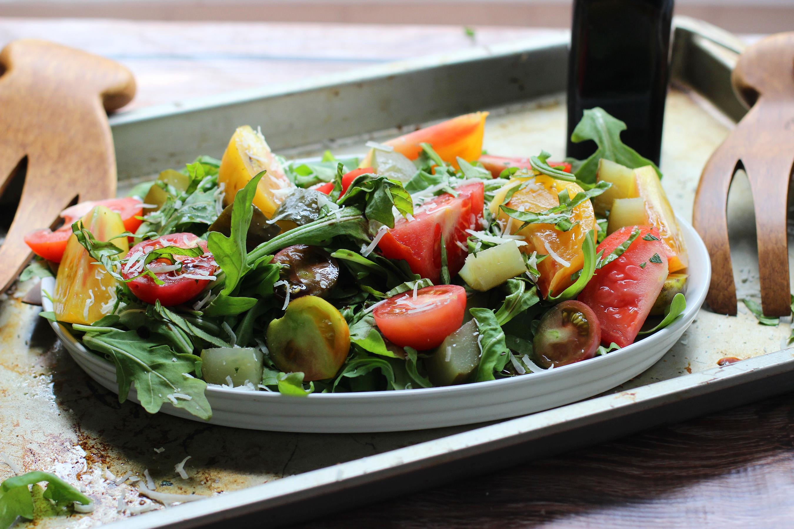 Vlasic Heirloom Tomato Salad