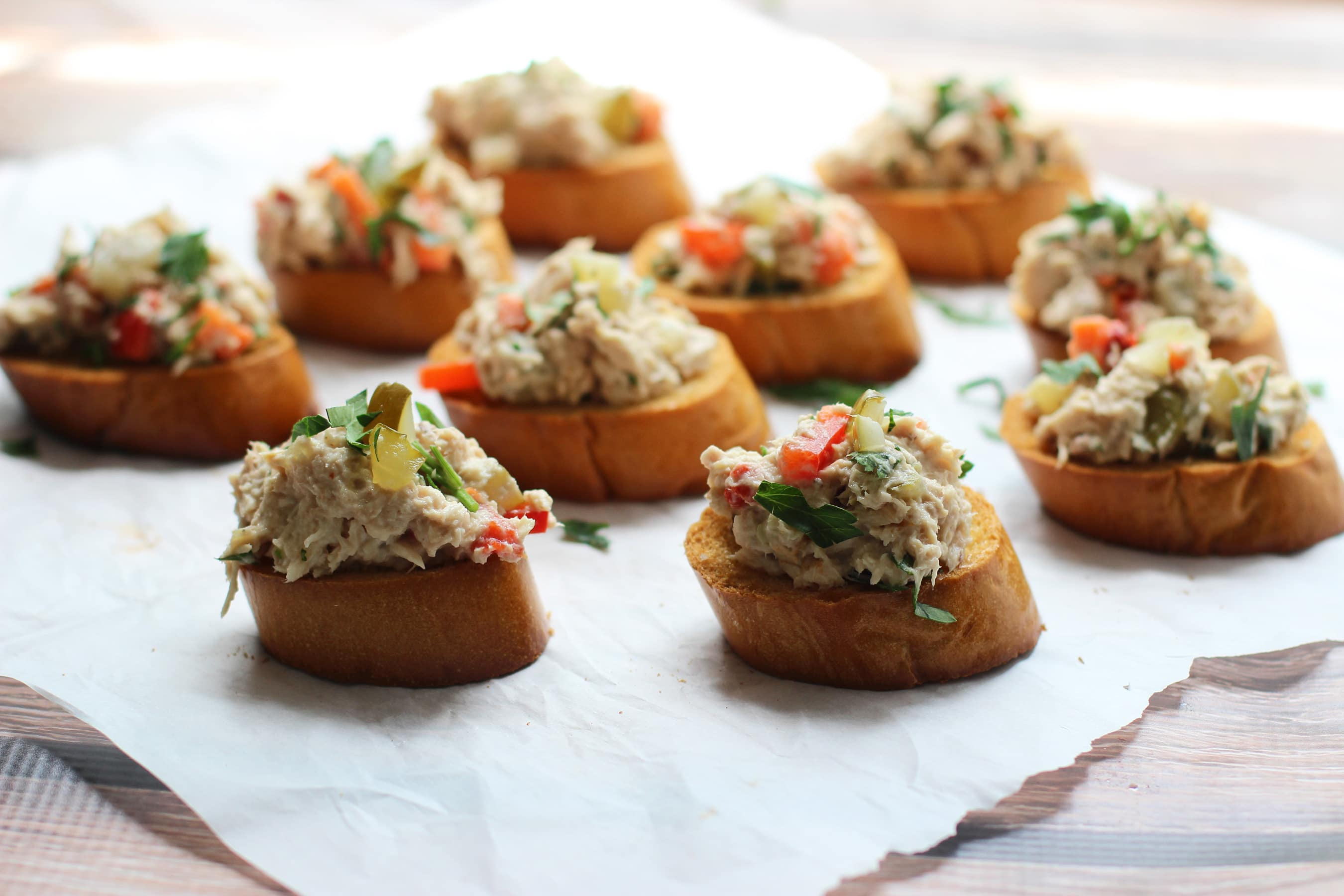 Vlasic Tuna Crostini 19