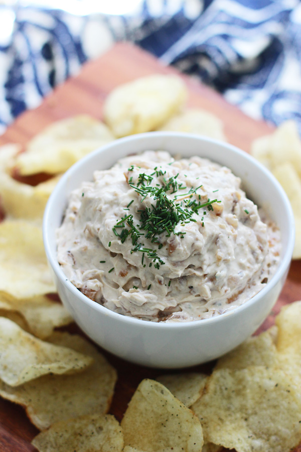 Brown Butter French Onion Dip 2
