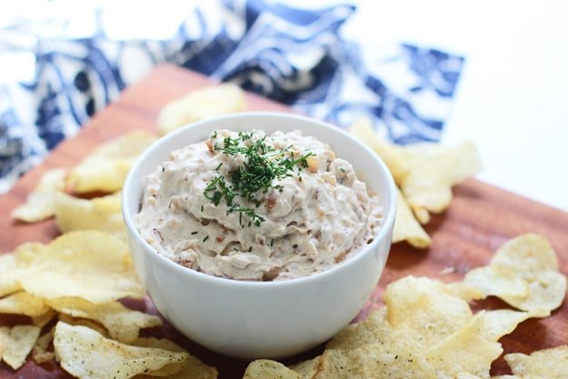 Brown Butter French Onion Dip 5