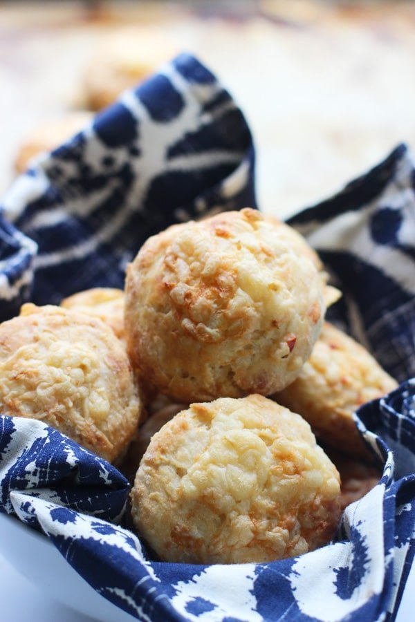... Ingredient, 30 Minute Jalapeño Cheddar Biscuits - Cooking for Keeps
