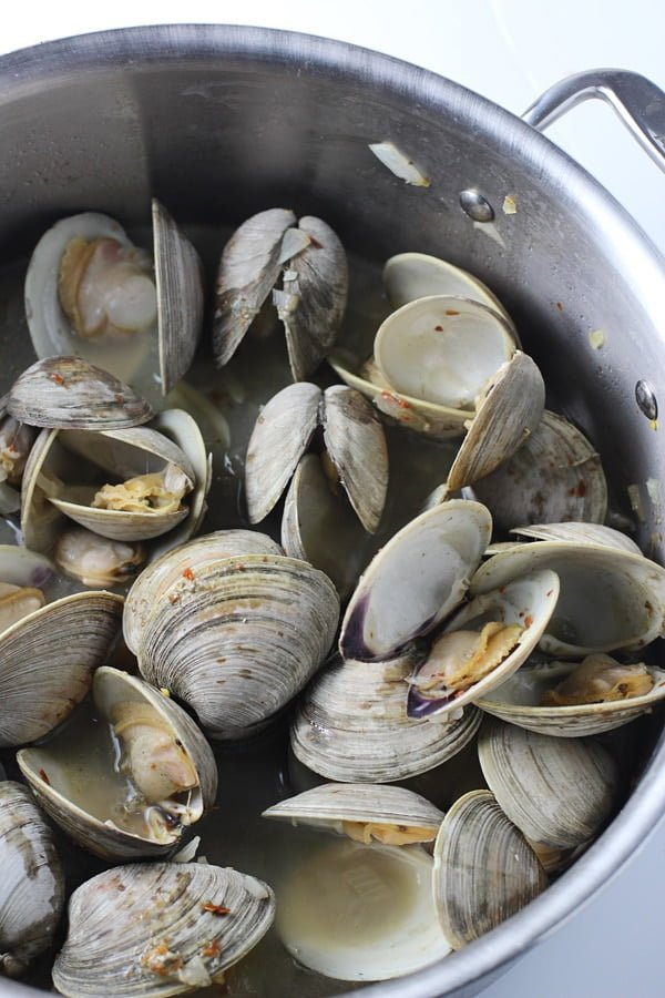 how to cook cherrystone clams on the grill