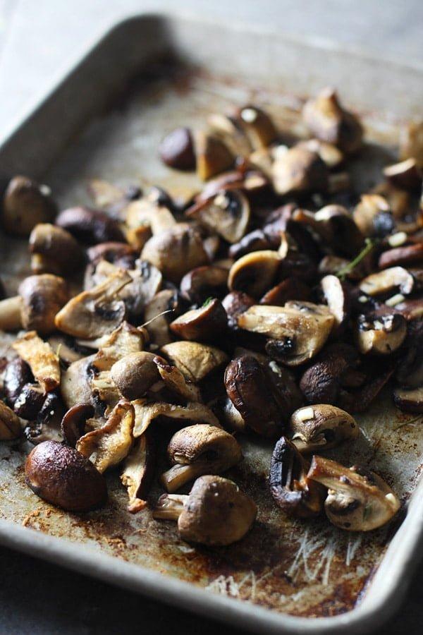 Triple Mushroom and Brie Melts 5
