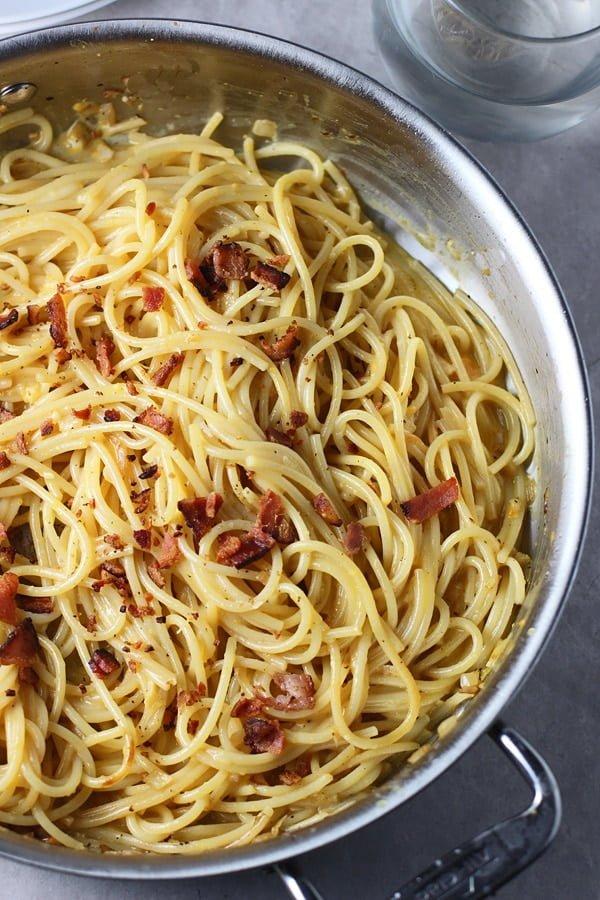 Butternut Spaghetti Carbonara 52