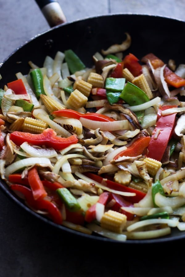 Combination Red Curry and Coconut Noodles - On your table faster than takeout!