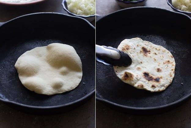 Easy Homemade Flour Tortillas 17