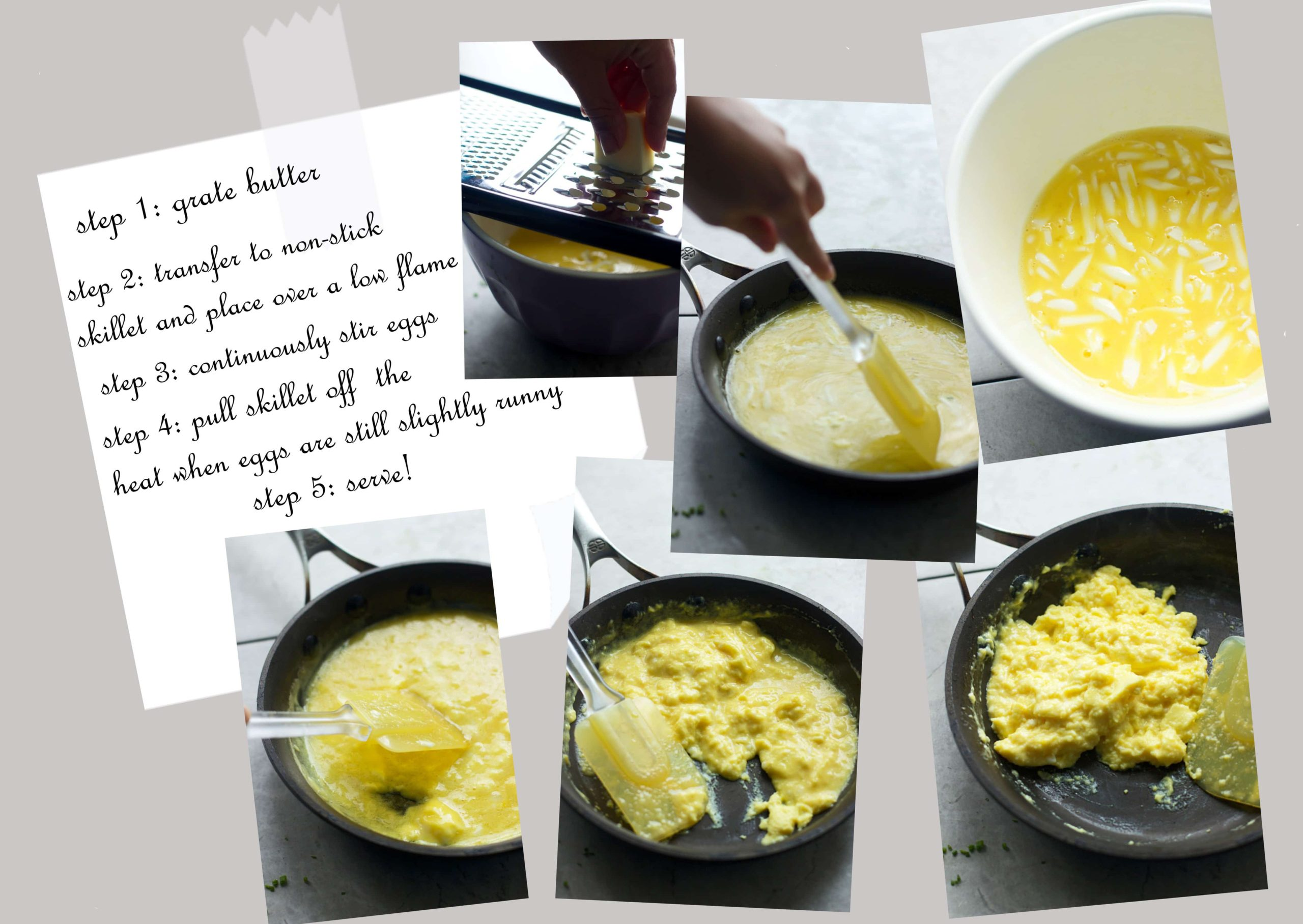 eggs process 3