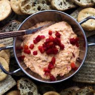 Lightened-Up Chipotle Pimento Cheese Dip