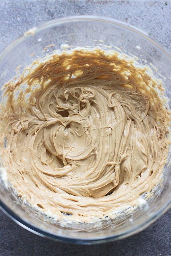 Peanut Butter French Silk Pie with Ritz Cracker Crust