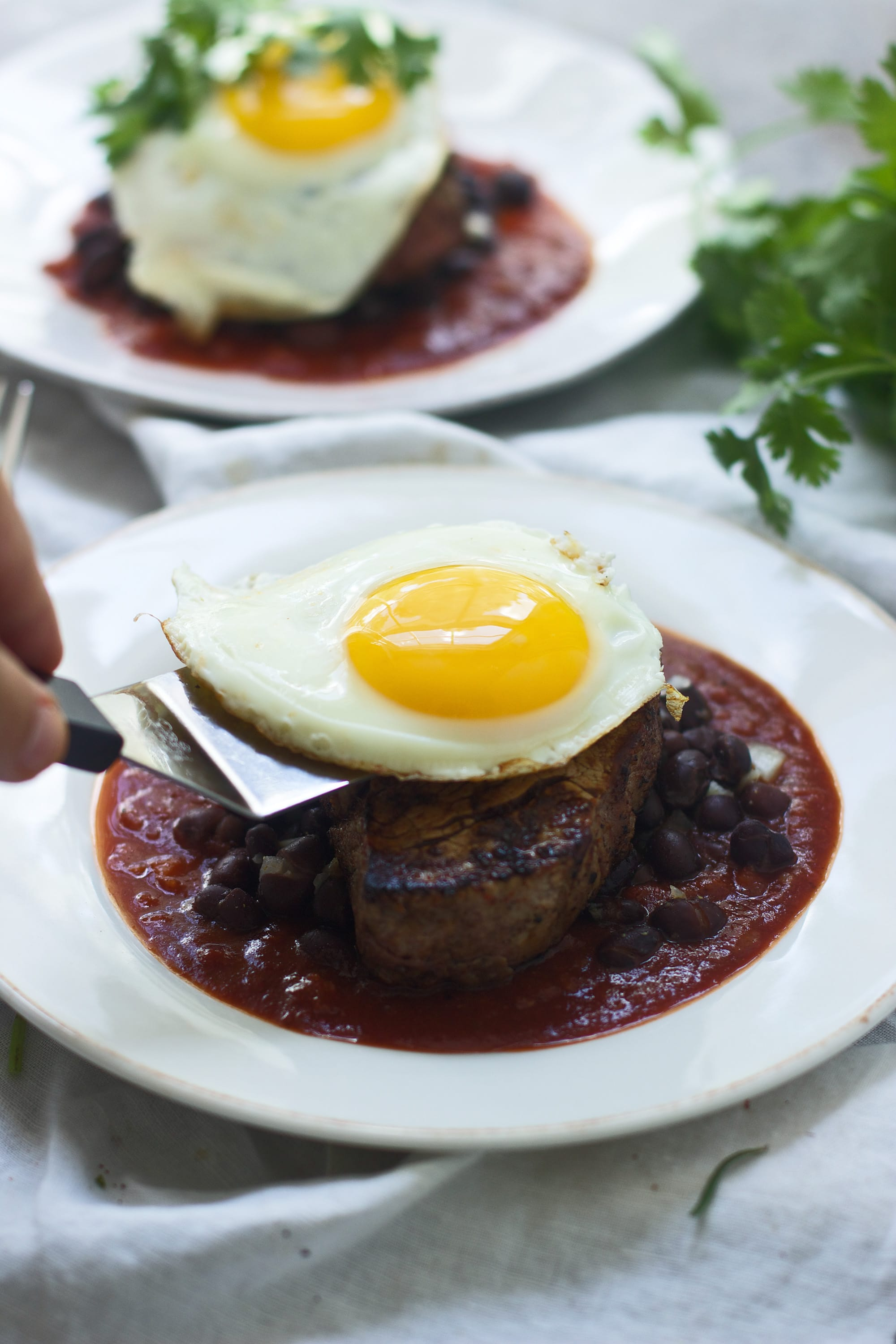 Mexican Steak and Eggs 4