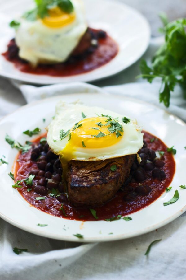 Mexican Steak and Eggs 9