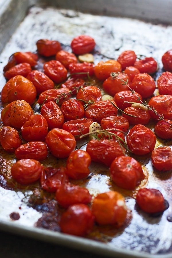 Roasted Tomato, Italian Sausage and Ricotta Tart 5
