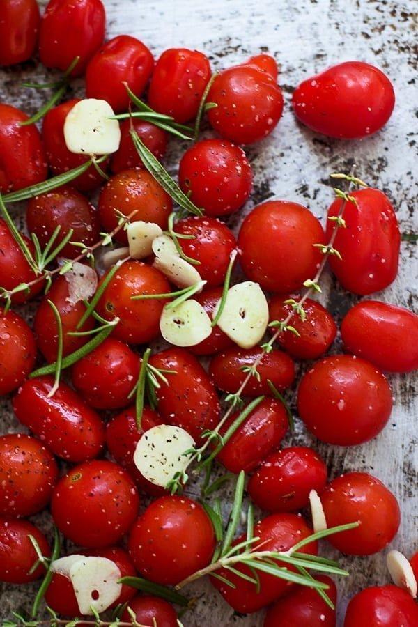 Roasted Tomato, Italian Sausage and Ricotta Tart 6