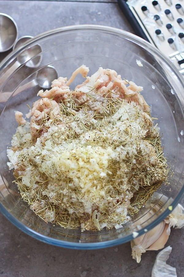 Chicken Gyro Lettuce Wraps 6