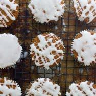 Apple Cider Pumpkin Muffins with Apple Cider Glaze