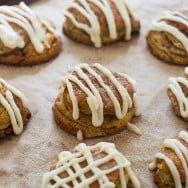 Cinnamon Roll Buttermilk Biscuits