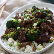 Easy Beef with Broccoli