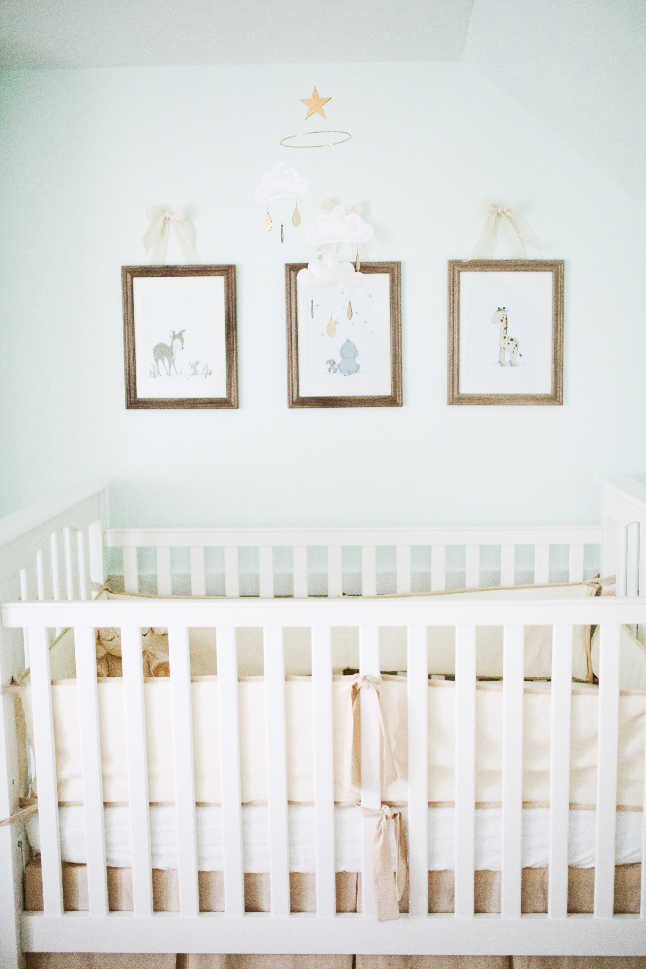Teddy S Neutral Nursery Cooking For Keeps