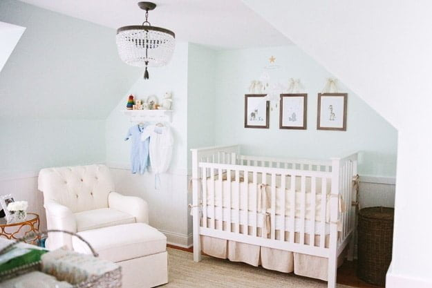 Light and Bright Neutral Nursery
