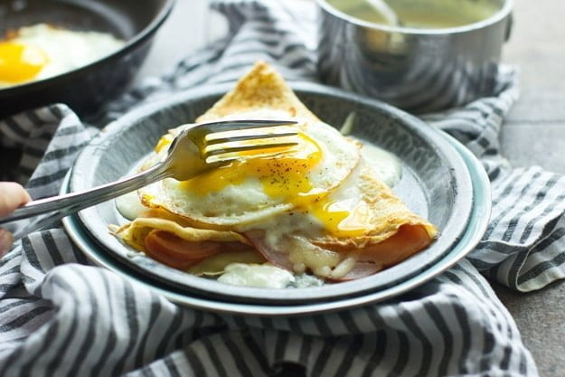 Croque Madame Crepes Final 4