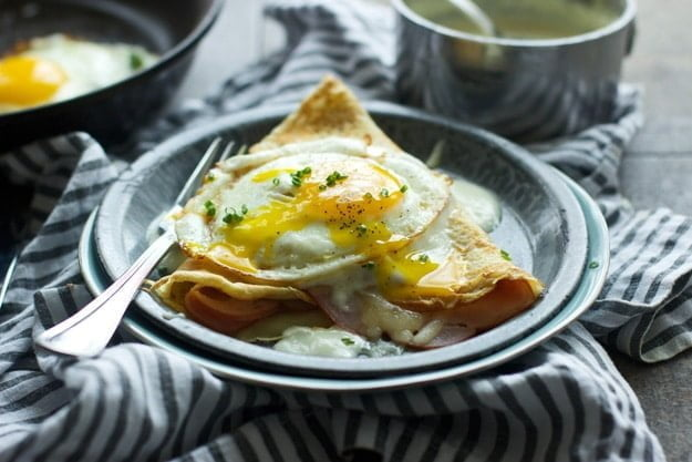 Croque Madame Crepes Final