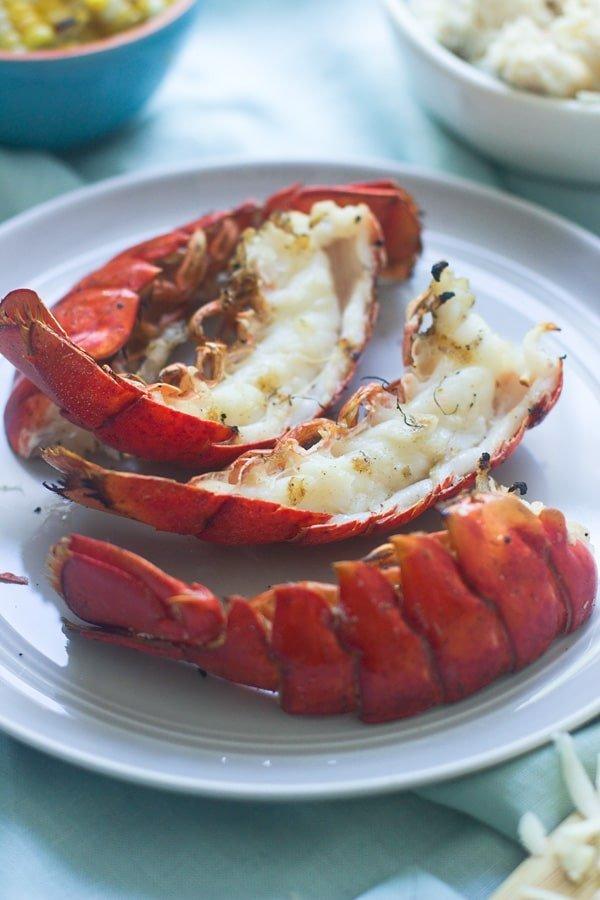 Corn, Crab, and Lobster Quesadilla 6