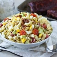 Creamy Cobb Pasta Salad