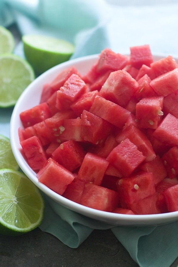 Watermelon Margarita Granita 4