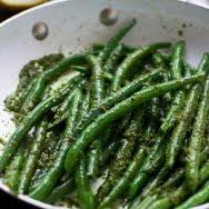 Brown Butter Pesto Green Beans 5