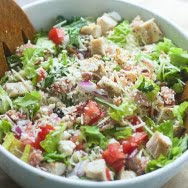 How to Make a Restaurant Quality Salad from the Salad Bar 6